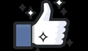 facebookに連動されます。